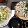 そば処 福寿庵 - 料理写真:天ざる大盛り