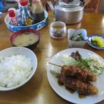 広崎食堂 - 料理写真:日替わり定食
