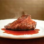 ベック - 料理写真:☆淡路牛頰肉赤ワイン煮 3000円