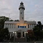 萩心海 - 灯台が目印