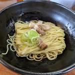 中華蕎麦 會 - 合え玉