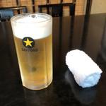 そば辰 - ドリンク写真:生ビール