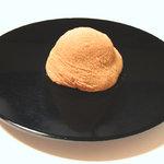 梅屋光孝 - 「わらび餅」やわらかいこし餡と本ワラビにて