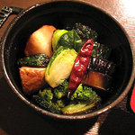 CHABUYA MORIZUMI★CUISINE - 焼野菜