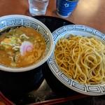 106781115 - 醤油つけ麺