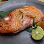 旬味えがわ - 金目鯛の一夜干し?
