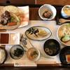 もりつぢ - 料理写真:ステーキ御膳、スイーツまで付いてます。