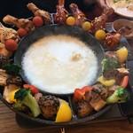 鶏とチーズの個室居酒屋 鶏℃ -