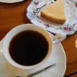 茶羅 - コーヒー