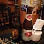 106786026 - ビール。LION(スリランカ)、333(ベトナム)