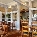 ZABO CAFE - 店内