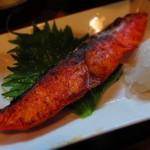 106787638 - 紅鮭焼き