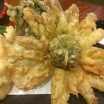 いっちょまえ - 新筍の天ぷら