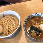 つけ麺 ジンベエ - 特製 濃厚魚介豚鶏つけ麺
