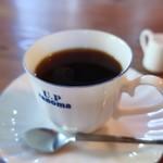 カフェロッジ 津原 - コーヒー