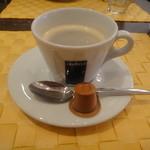BISTRO L'Assiette - しっかりとしたコーヒー