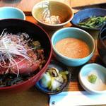 10679684 - づけ鮪丼(1500円)