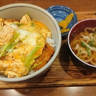 めん処 栄家 - 料理写真:カツ丼 ¥840
