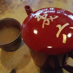 森六 - 蕎麦湯