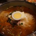 新羅館 - 盛岡冷麺