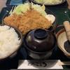 とんかつ こころ - 料理写真:アジ・ひれかつ定食 ¥850