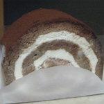 デザートナンバーイチ ロールケーキ - チョコ