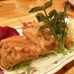 新日本料理 旬味 すずの木 - 日向地鶏の唐揚