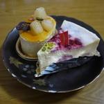 成田屋 - 成田屋さんのケーキ