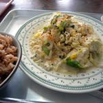 海洋食堂 - 豆腐チャンプルー