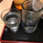 姫路の地酒と姫路おでん本舗 - 龍力 誠龍  冷