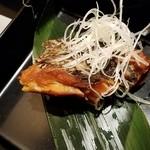旬房 街道 青葉 - 魚の煮付け。