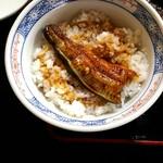 カドヤ - ミニ鰻丼