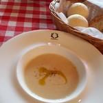レクラ・ド・リール - パン&スープ