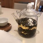 茶語 TEA SALON - 本日のセレクトティー(白牡丹)