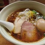 麺堂HOME - 味玉しょうゆ味 800円