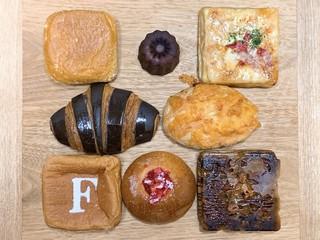 フォション 御殿場プレミアムアウトレット店 - 今回買ったパン♪