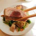 神戸元町別館牡丹園 - 鶏リフト