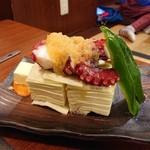 緒駕多 - タコステーキ(ハーフ)