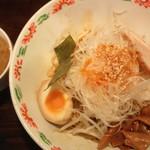 江川亭 - ネギ油麺¥800