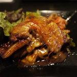 ちーず屋 - 豚のモッツァレラ サムギョプサル