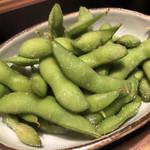 魚男 - 枝豆