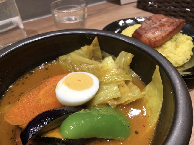 kanakoのスープカレー屋さん BRANCH仙台店>
