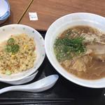 沼田パーキングエリア(上り線)スナックコーナー・フードコート - 料理写真:
