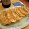 ぎょうざの満洲 - 料理写真:餃子は安定の質、これは全く不満はない。 というより餃子チェーンの中では一番好みだ。