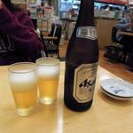 ぎょうざの満洲 - 満州では餃子とビール、これ一本で行こう。