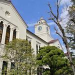 106829396 - 時計台(旧図書館)。現在は大学博物館となっている