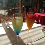 10683995 - (2011)ノンアルコールカクテルで乾杯☆