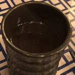 106830033 - お通し②しじみの味噌汁