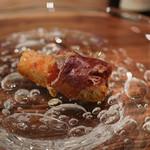 TexturA - イベリコハムトマトパン