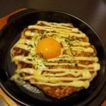 つぼ八 - 長芋ふわとろ焼 380円